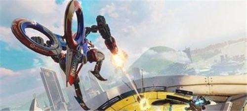 PSVR试玩2:护住香蕉射敌人 多人机甲战斗酣