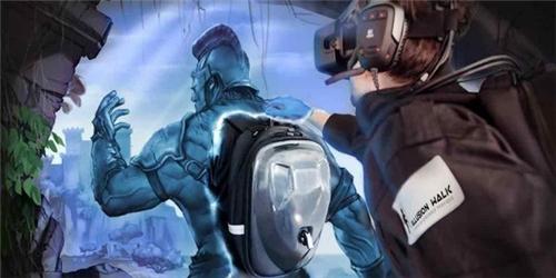 德国版The Void:室外VR领先家用VR行业十年