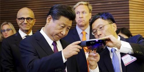 习大大G20强调VR和AI技术 呼吁与实体经济结合