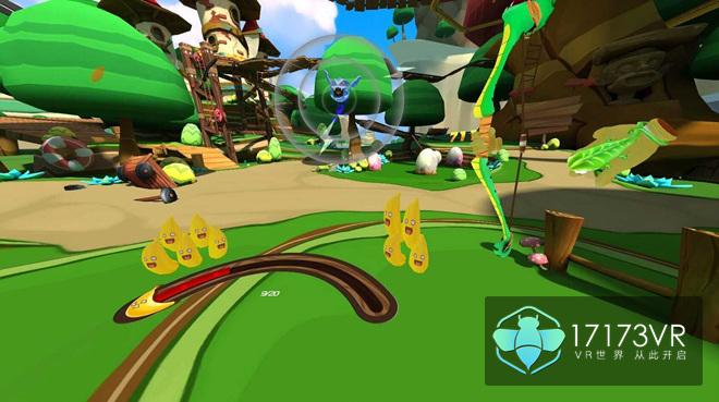 TGS2016:猴子与香蕉的正面对决 王牌香蕉试玩