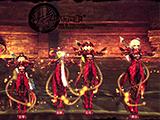 红莲之火风华绝代 国服高清质感多人美图