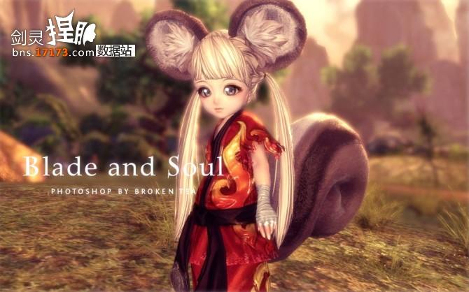 剑灵 > 灵族女 > 呆萌系灵女小松鼠 17173剑灵捏人美图组; 剑灵人物