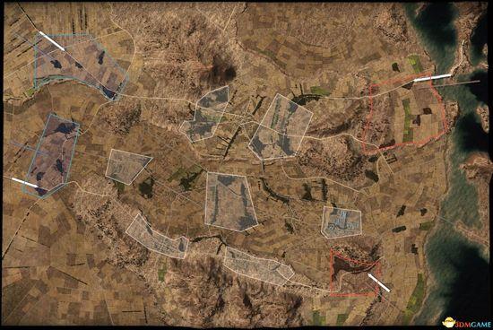 《战争游戏:红龙》官方全地图——3v3