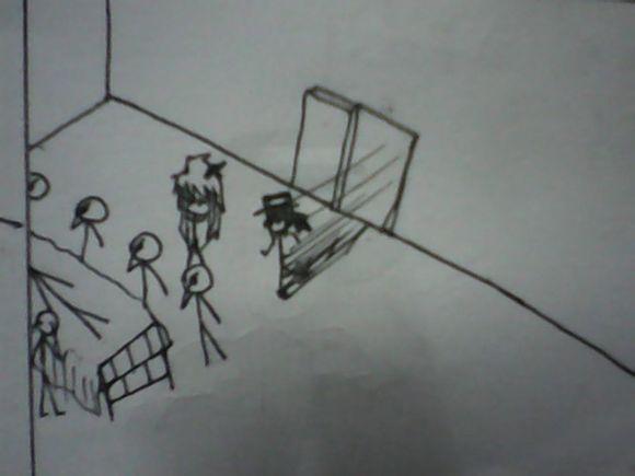 玩家纯手绘dnf小漫画 神与地下城小故事第8集