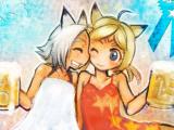 《最终幻想14》海量猫娘同人精选 一