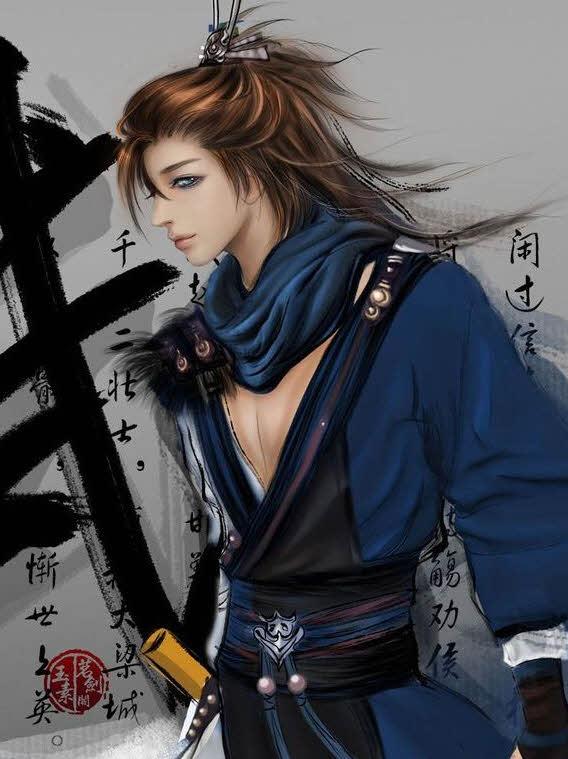 九阴茗剑阁超可爱的手绘图 根本停不下来