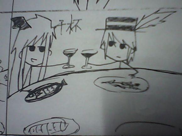 玩家纯手绘dnf小漫画 神与地下城小故事第11集