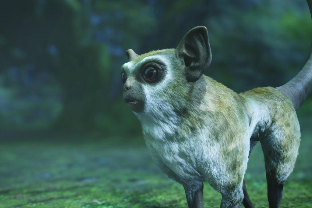 《最终幻想14》高清壁纸系列【可爱动物 二】