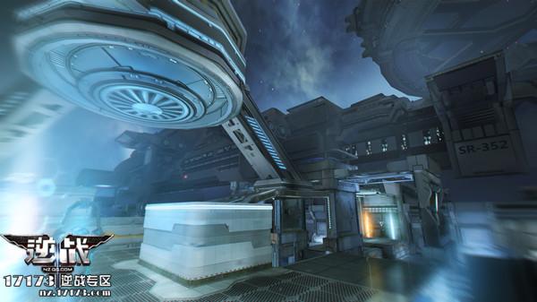 17173逆战专区 独家原创内容 转载请注明出处  人类联盟在外银河系建立的空间站拥有丰富的资源,受到塞伯格大军的觊觎。一场人类联盟与塞伯格大军的大战即将展开。逆战空间站为两层结构,隘口布局呈品字型。    此次逆战6月新版本的更新对于塔防与僵尸猎场的爱好者可谓是惊喜不断,除了飓风之锤觉醒、塔防道具升级和猎魔乐园等新模式外,塔防地图也新增空间站一图。    塔防-空间站地图处于外太空,在地图上方还有一艘庞大的太空战舰。地图共有6个出怪口,分为两层结构,隘口布局呈品字型。  逆战空间站 塔防新地图