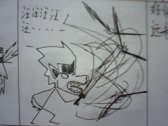 玩家纯手绘dnf小漫画 神与地下城小故事第27集