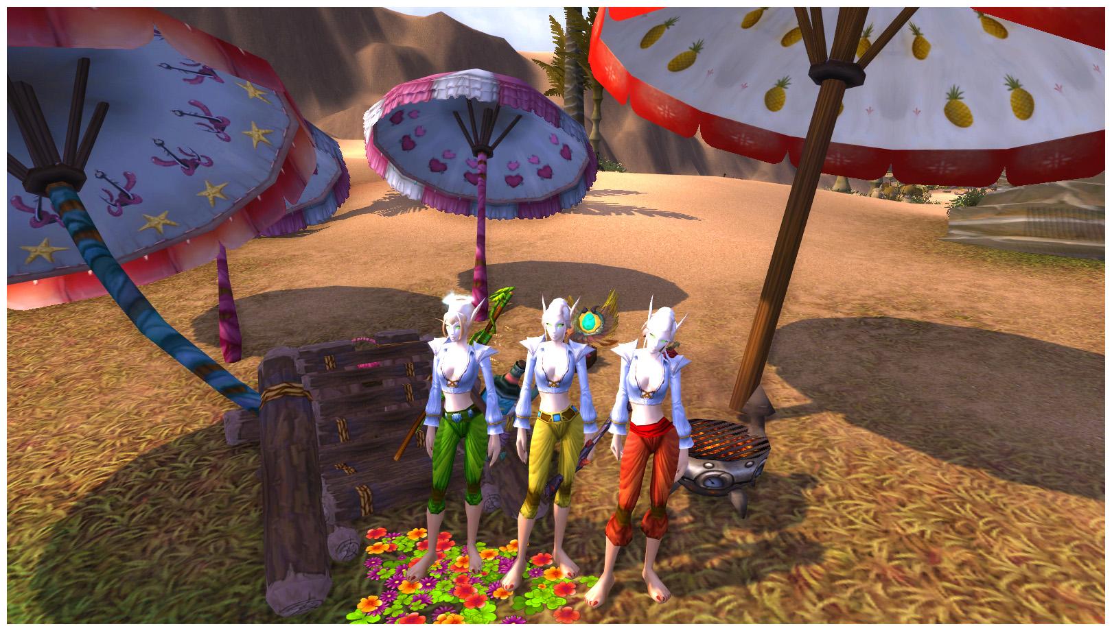 幼儿园海滩热气球主题墙