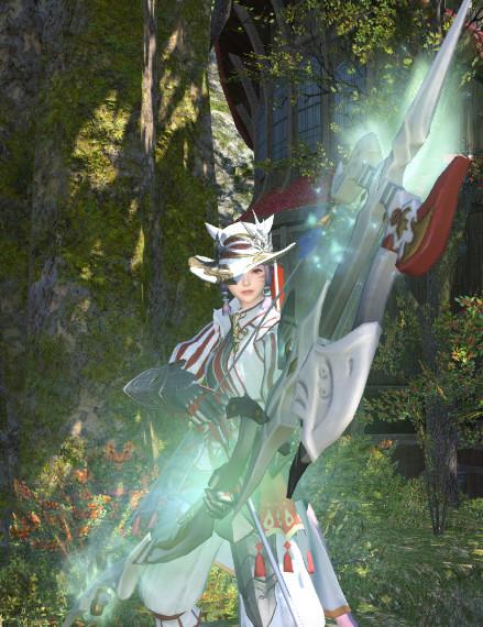 《最终幻想14》国际服水晶塔装备-吟游诗人_ff14最终
