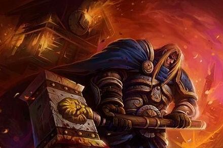 帕拉丁的光芒!玩家谈圣骑士十年兴衰