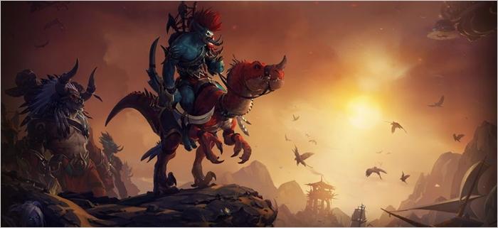 魔兽世界人物沃金:忍来的部落大酋长