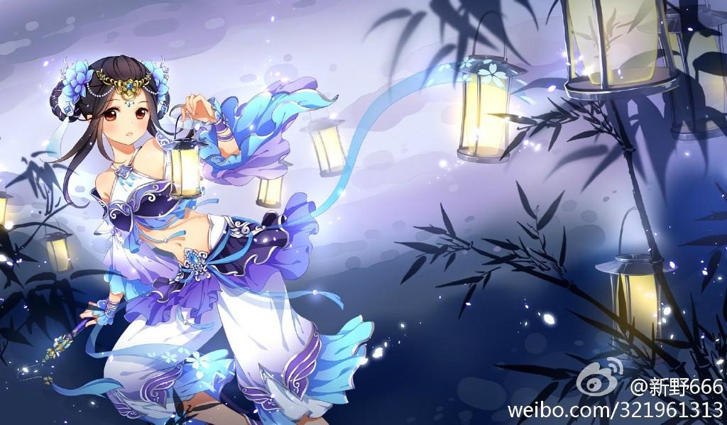 倩女2画魂海量手绘插画赏