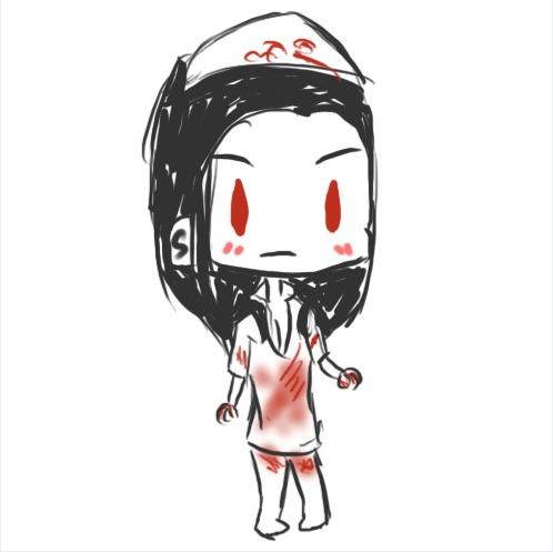 【手绘可爱】洪门 罗萨莉塔