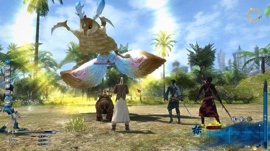 《仙剑6》前期新手攻略:虹鼯飞鼠boss怎么打