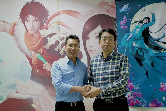 中国手游联合大宇推3D重制版《新仙剑》
