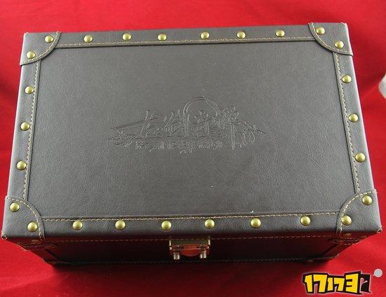 《古剑奇谭2》豪华版开箱 零距离接触《古剑奇谭2》豪华版