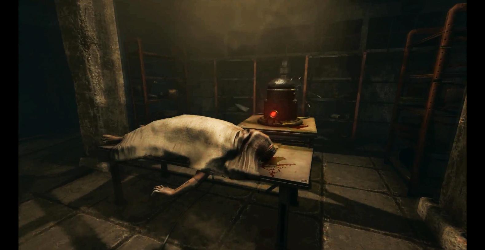 区别于传统的妖魔,这款游戏是关于外星异种以及机器人的恐怖游戏.