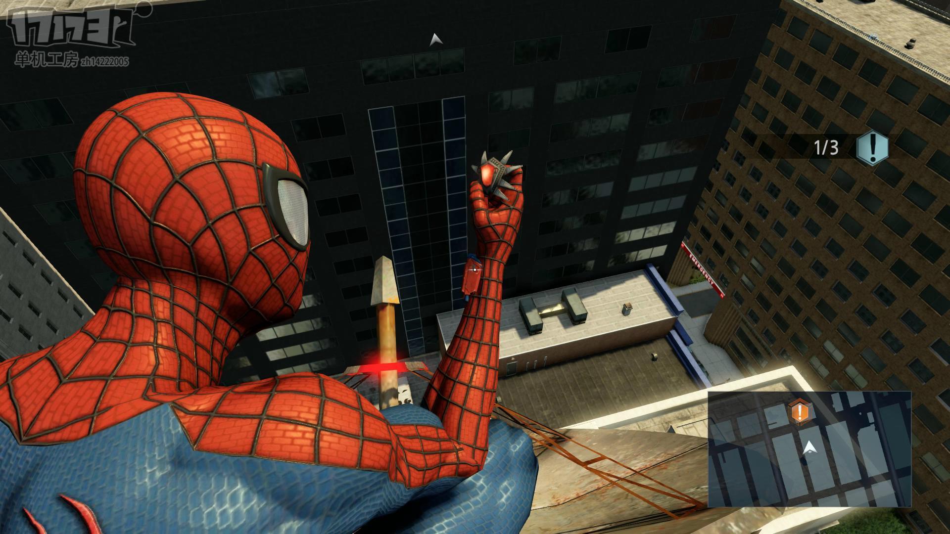 蜘蛛侠太空泥作品步骤照片