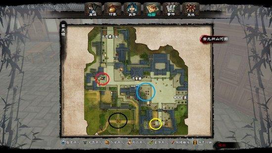 《新剑侠传奇》地图及宝箱位置详解