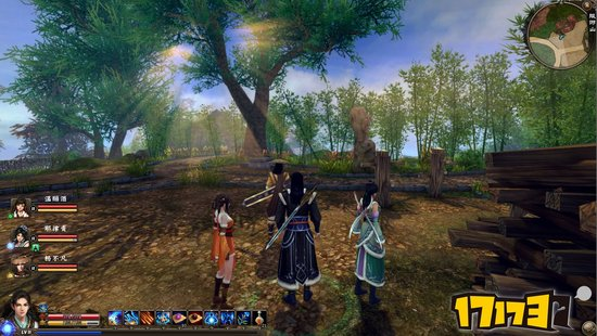 江湖再启 《新剑侠传奇》2.0版将于12日公布