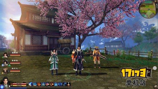 江湖再启 《新剑侠传奇》2.0版今日正式发布
