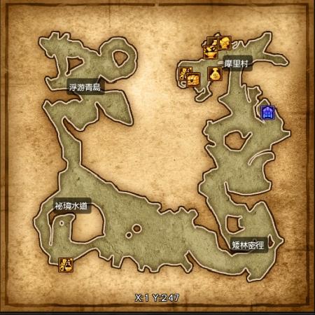 狩龙战纪狩猎指南-沼泽湿地
