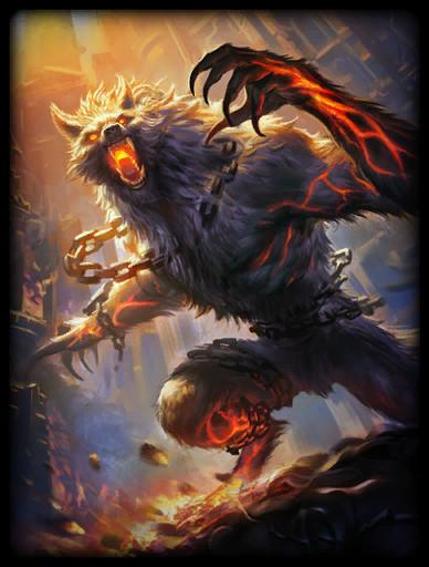 Smite神之浩劫神明介绍 北欧巨狼——芬里尔