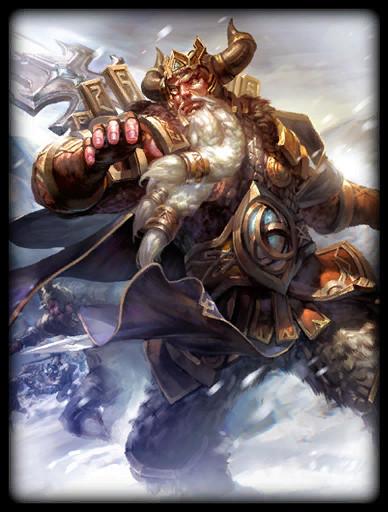 Smite神之浩劫神明介绍 北欧众神之父——奥丁