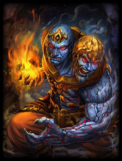 Smite神之浩劫神明介绍 火焰之神——阿格尼