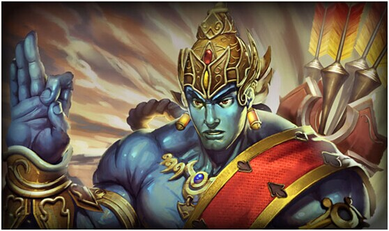 新神明:毗湿奴的第七化身 罗摩详细介绍
