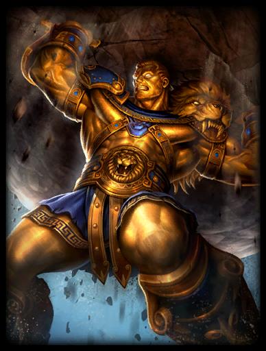 神之浩劫SMITE新神明——罗马冠军 海格力斯