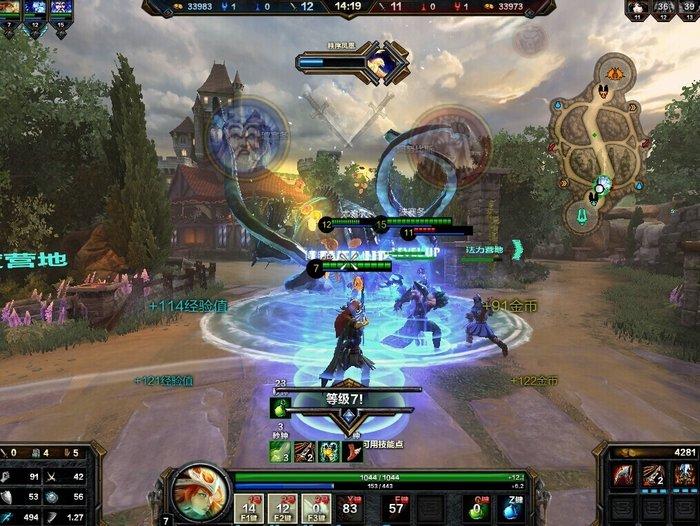 神之浩劫测评:新颖独特 超越颠覆传统MOBA游戏