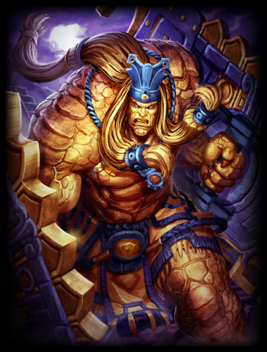 神之浩劫群山毁灭者 - 卡布拉冈英雄资料