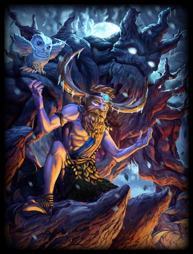 神之浩劫新神明:罗马自然守护神-西尔瓦努斯