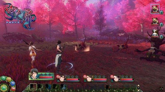 玩法显著提升 《穹之扉》战斗系统全面剖析