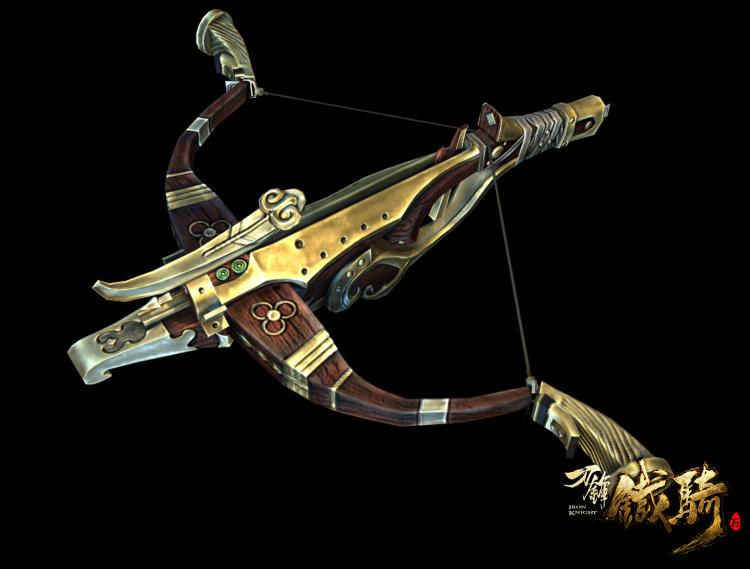 武器系统详解《刀锋铁骑》全球首测资料