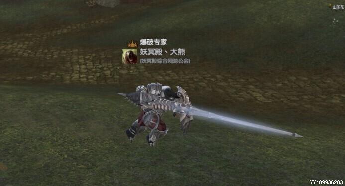 tera枪骑士职业简介 职业定位坦克