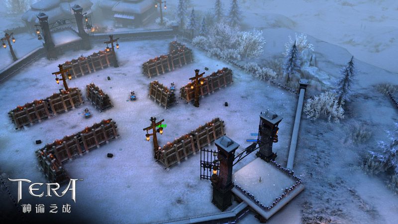 《TERA》PVP解读  五大模式五种玩法