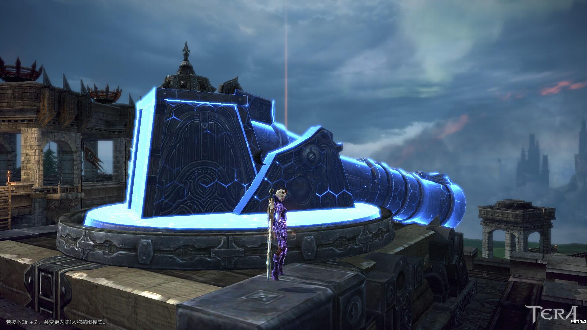 《TERA》炮火战场怎么玩 统一装备平衡性高