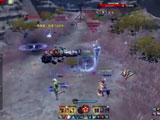 玉虛玩家戰場超神殺戮PVP視頻:橫掃一條街的炮臺