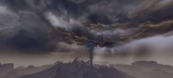 天谕不止有小清新:不归荒漠——大漠风光展示