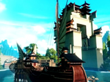 幻想与真实交织 天谕三大主城风格展示视频