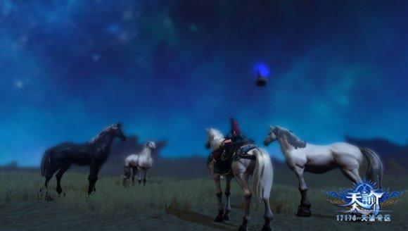 寻找天谕里最美的风景 风景党分享游戏精美截图