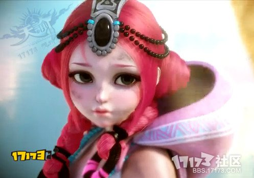 高度還原靈瓏職業CG動畫角色 天諭靈瓏捏臉