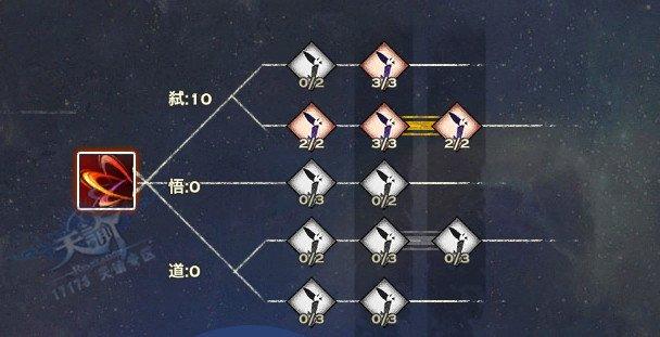 PVE光刃加点心得:60点修炼持久战型加点法
