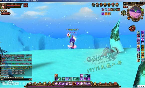 爬墙看风景! 玩家展示游戏里那些不为人知的美景