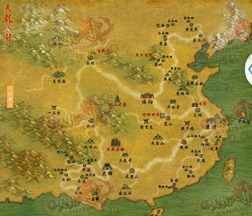 刷2级万灵石地图